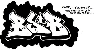 Graffiti Letters, Graffiti Sketches
