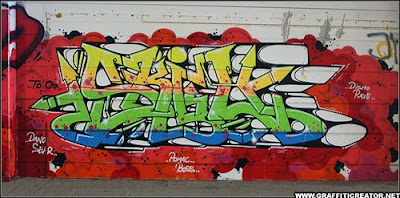 Graffiti Letters, Wildstyle Graffiti
