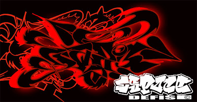 Graffiti Alphabet, Graffiti Letters