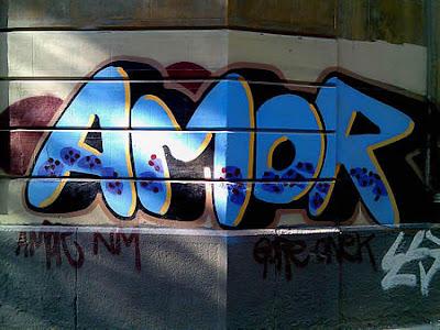 Graffiti Letters, Graffiti de Amor
