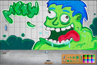 Graffiti Playdo,Graffiti Creator