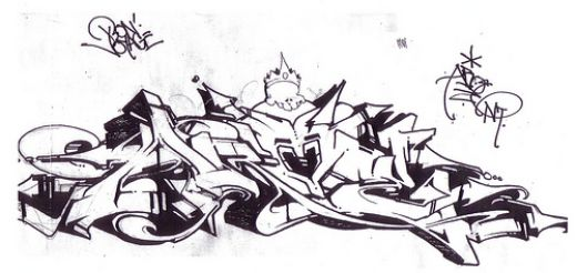 Graffiti Flower Sketches Graffiti Sketch Wildstyle
