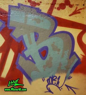 Graffiti Letters,Graffiti Letters B