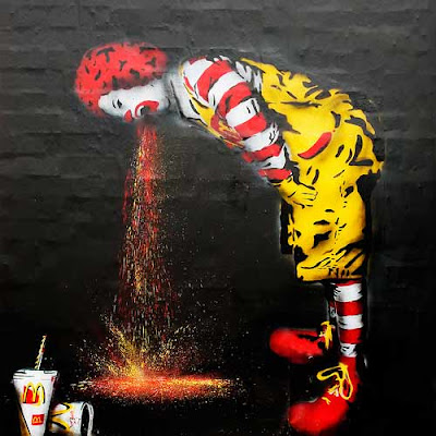 Cool Graffiti,Banksy Graffiti