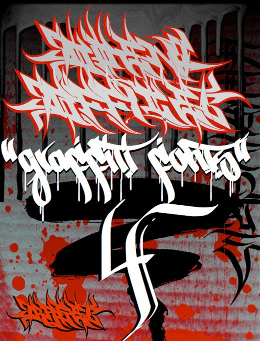 Graffiti Amazon Wild Style Free Fonts Family For Street