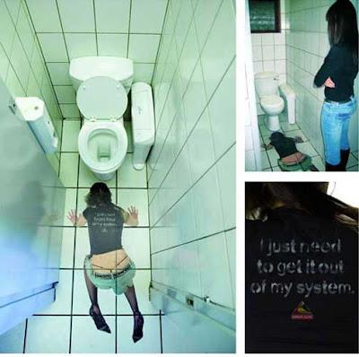 Bathroom Graffiti