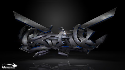 Graffiti Wallpapers, 3D Graffiti
