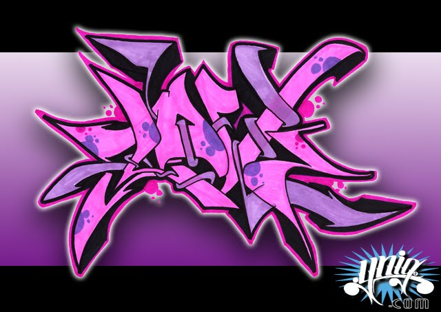 Graffiti Creator : Create Graffitis de Nombres (Graffiti Name ...