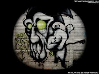Kumpulan Wallpaper Grafiti Kreatif