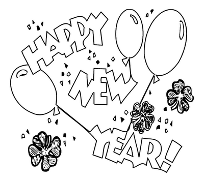 2011 coloring pages