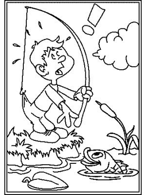 Bow Coloring Pages For Kids