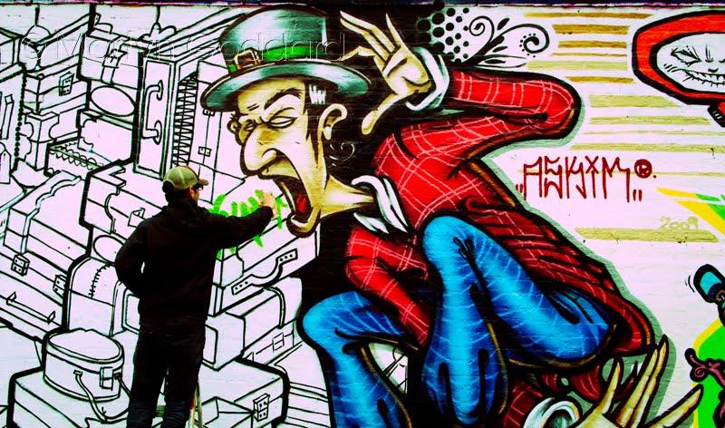 All About graffiti  Tu...
