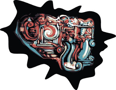 Painting Graffiti Tattoo Design