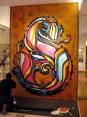 Graffiti S,Graffiti Letters