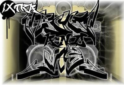 Graffiti Style,Graffiti letters