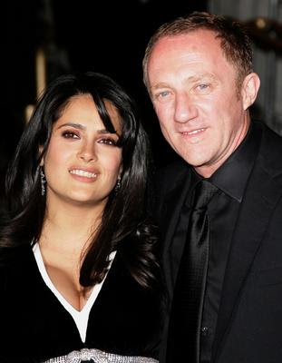 salma hayek husband. Is Salma Hayek#39;s Husband Linda