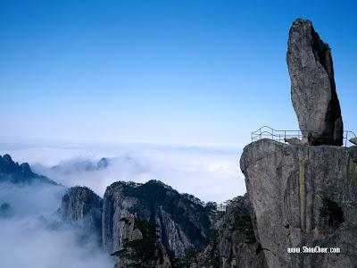 Chinese Landscape's Desktop