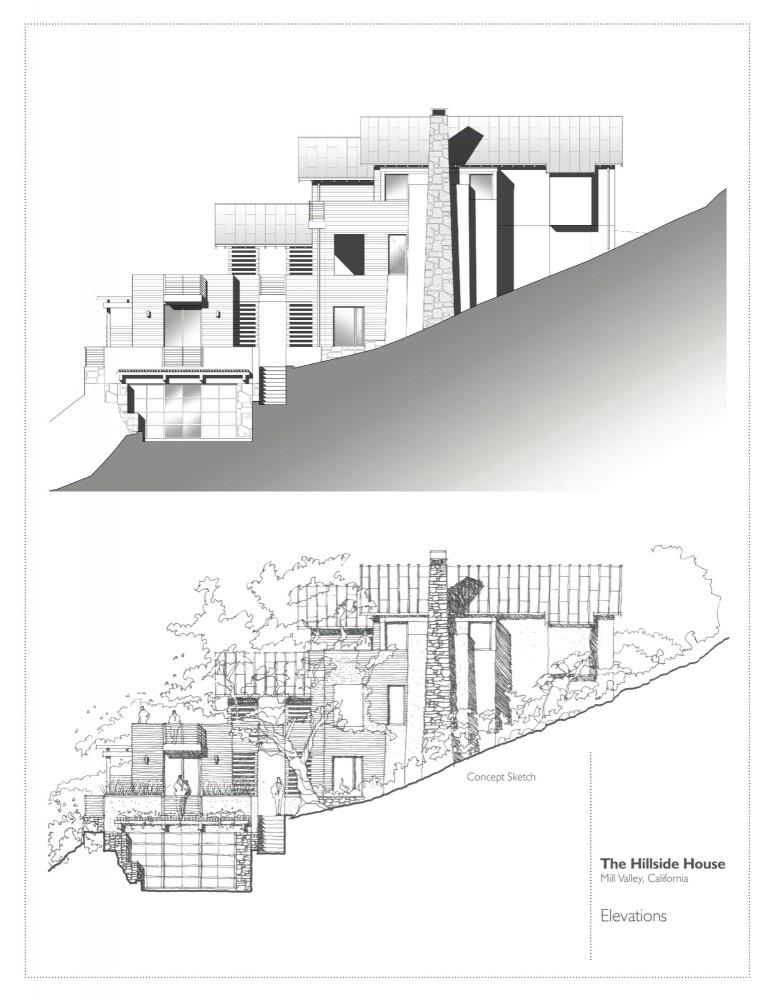 Hillside House By Sb Architects Housevariety
