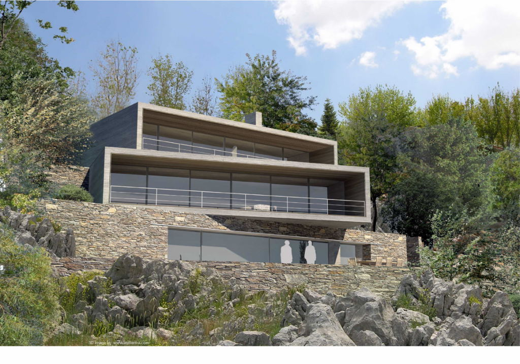H Chalet By Nabil Gholam Architects Housevariety