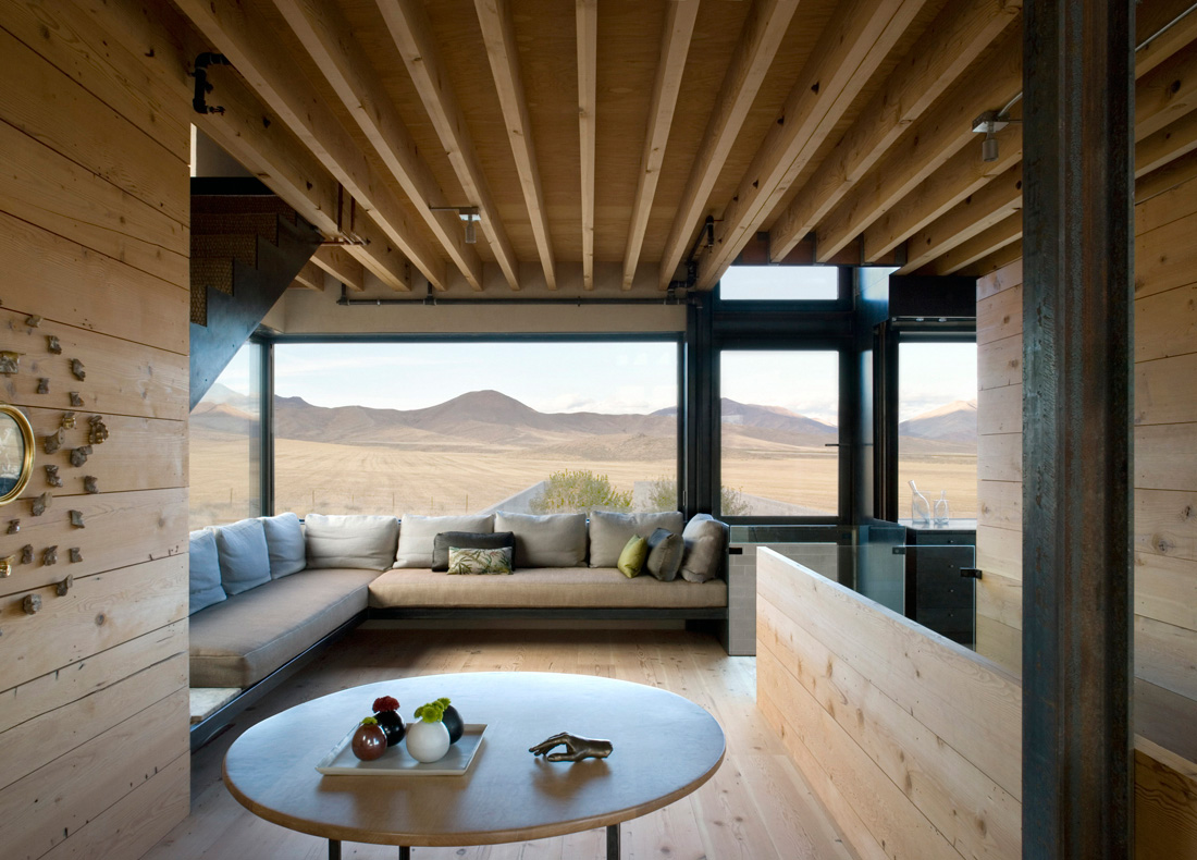 Outpost : By Olson Kundig Architects ~ HouseVariety