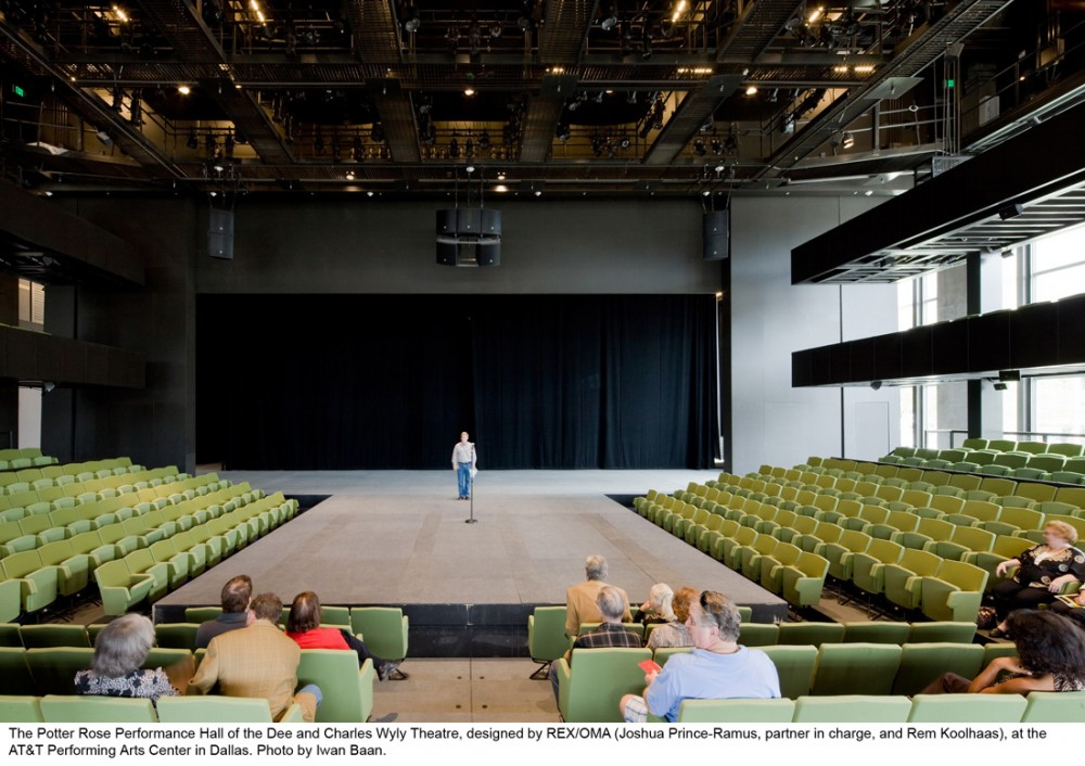Dee And Charles Wyly Theatre By Rex Oma Housevariety