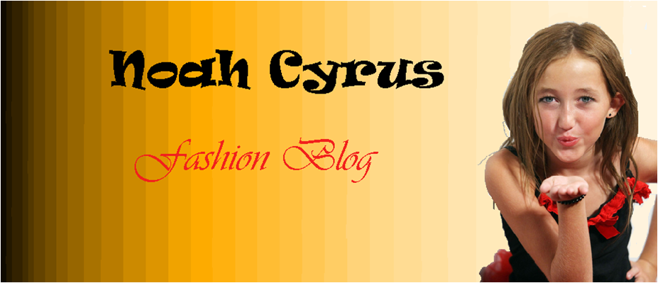 noah cyrus braces. Noah Cyrus Fashion Blog
