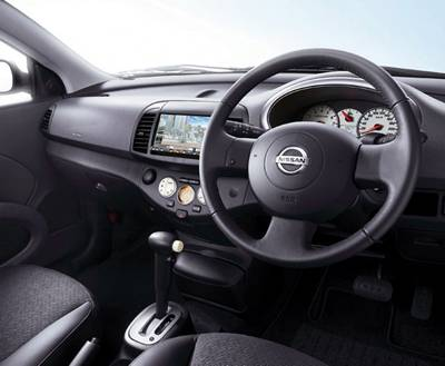 crazy cars corner the new nissan micra feature rich. Black Bedroom Furniture Sets. Home Design Ideas