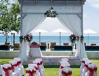 The luxe bride blog we love gazebos for Bali wedding decoration ideas
