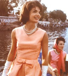 Jackie Kennedy, Jakie O, Kennedy