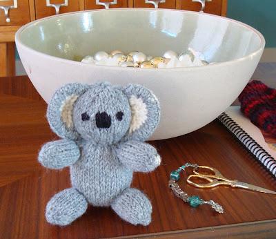 Jill's koala