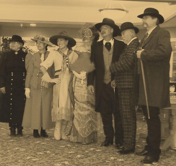 Victorian Fashion Show