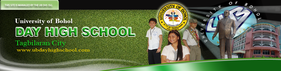 UB DHS HOME PAGE