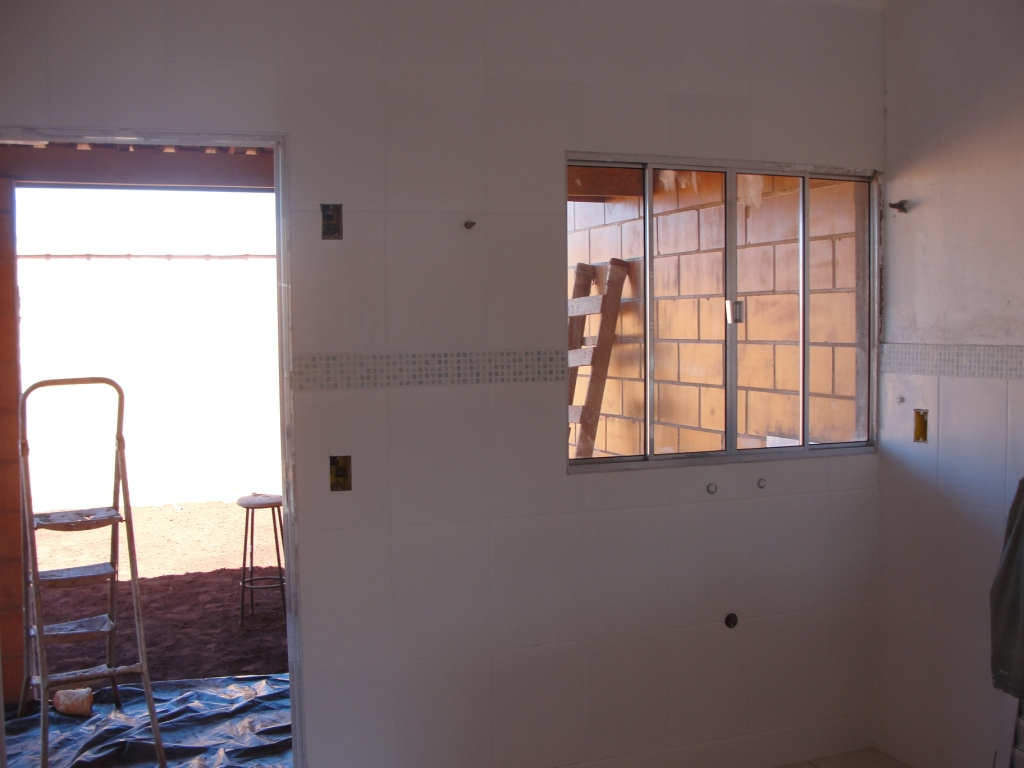 Casa 13: Revestimento da Cozinha #A35B28 1024x768 Banheiro Com Janela Interna