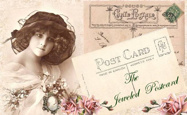 The Jeweled Postcard