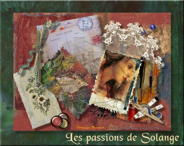 Les passions de Solange
