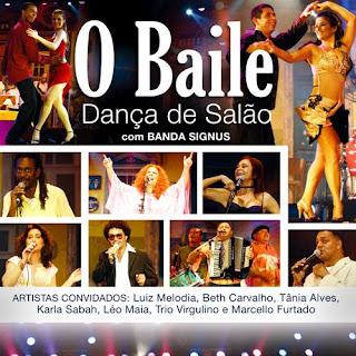 O Baile   Dança de Salão | músicas