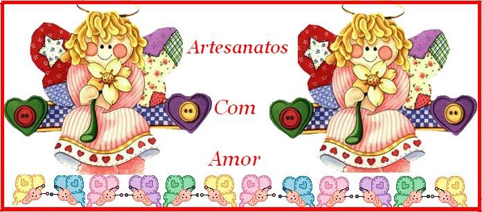 Artesanatos com Amor