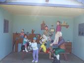 Con Pinochio y Pepeto