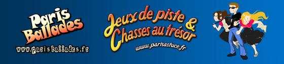 Paris Ballades