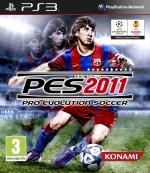 PES 2011 sur PS3