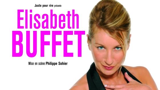 Elisabeth Buffet au théâtre du Temple