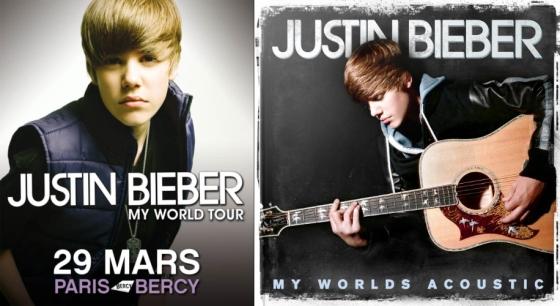 Justin Bieber à Bercy