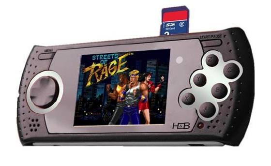 SEGA Mega Drive SM-4000 SD