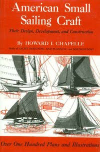 The Ship's Log: American Small Sailing Craft, Howard I. Chapelle