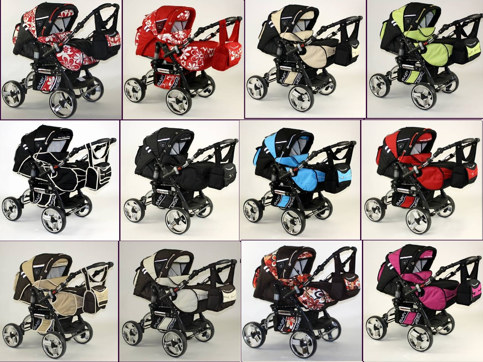 baby discount dour poussette trio deluxe roues fixes. Black Bedroom Furniture Sets. Home Design Ideas