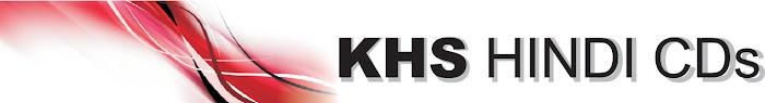 KHS HINDI CDs