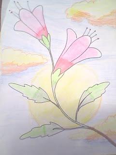 Marshanda Gavrilla Bunga Tulip