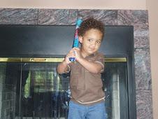 "Demetrius Jr. ""DJ"" - age 2"