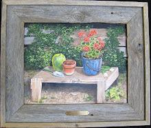 Yard Bench  11x14 $325