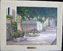 Boulevard Arles 12x16 $425